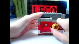Как сделать из лего кодовый замок 513