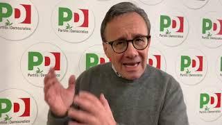 Walter Verini ai democratici dell'Umbria