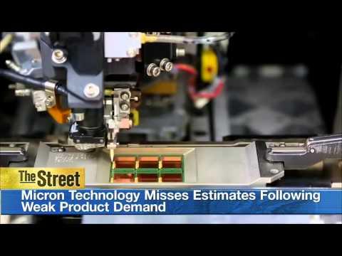 Nike Beats on Earnings, Micron Suffers From Weak PC Demand
