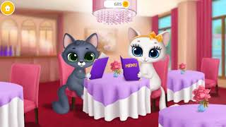 Fun Kitten Care Game   Kitty Meow Meow My Cute Cat   Play Pet Day Care   Fun Kids Games By TutoTOONS