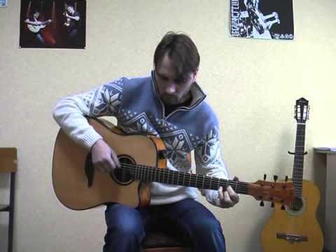"""""""Still loving you"""" - (Scorpions) Уроки гитары в Киеве.Ноты,табы"""