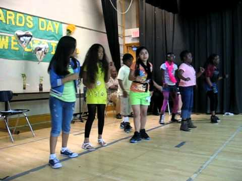 JUMP! Dance Group (5th Grade/Raymond Elementary School, DC)