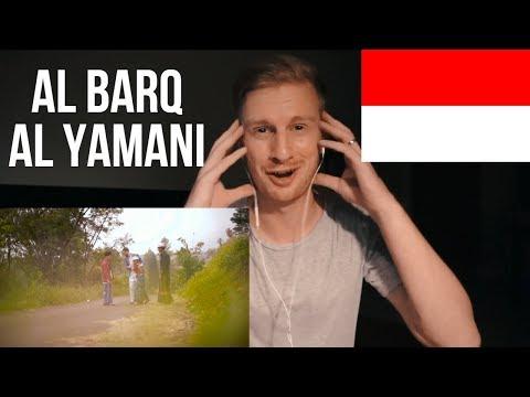 Download AL BARQ AL YAMANI - SABYAN Ft Adam Ali // INDONESIAN  REACTION Mp4 baru