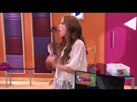 Violetta: Cami canta una nueva versión de ¨Algo suena en mi¨(Ep 59 Temp 2)