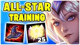 All-Star Training mit altem Intro | Noway4u Twitch Highlights - League Of Legends
