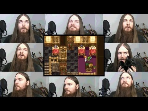 Chrono Trigger - Corridors of Time (Zeal Theme) Acapella