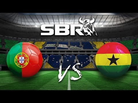 Portugal vs Ghana (2-1) 26.06.14 | Group G 2014 World Cup Preview