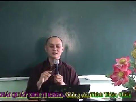 Giới Tỳ Kheo 22: Khái Quát Giới Tỳ Kheo (phần 2)