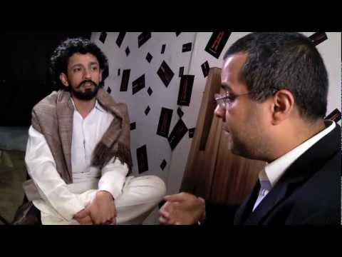 newslaundry - Chetan Bhagat on Salman Rushdie