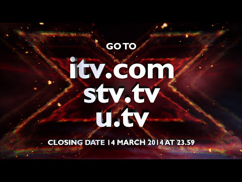 Olly wants you to audition for The X Factor - The X Factor UK 2014