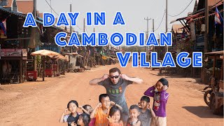 Cambodian Village Tour | WON'S WORD VLOG