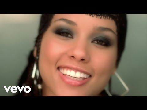 Alicia Keys - A Woman's Worth Music Videos