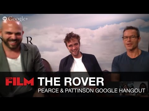 The Rover Hangout with Robert Pattinson and Guy Pearce