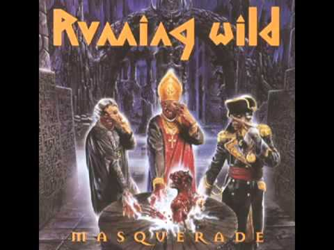 Running Wild - Man In Black