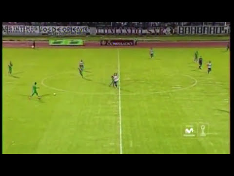 ► SPORT HUANCAYO vs ALIANZA LIMA 2014 GOL DE GABRIEL COSTA Torneo Clausura | 25/10/2014