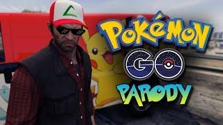 Pokemon GO Indonesia Parody - GTA 5 Mod Music Video