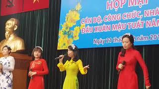 Nhu hoa mua xuan Thu Trang ft Phuong Thao ft Kim Nhan ft Thanh Truc