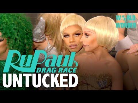 "Untucked: RuPaul's Drag Race Season 8 - Episode 6 ""Wizards of Drag"""