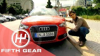 Fifth Gear: Audi A1 Review