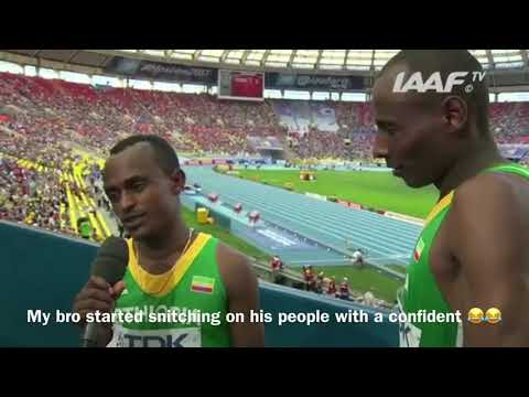 Most hilarious funny interview of an athlete in this world
