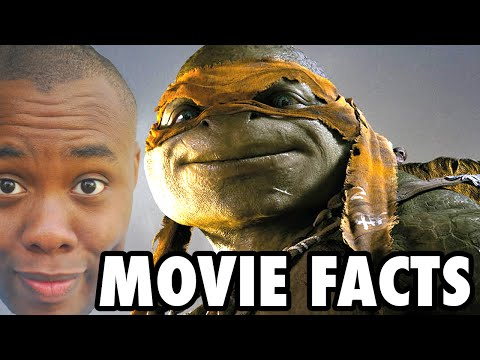 10 NINJA TURTLES MOVIE FACTS (2014) : Black Nerd