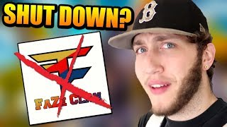 FaZe SHUTTING DOWN..? Cloakzy Says Tfue Is RIGHT!