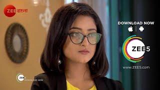 Joyee - Indian Bangla Story - Episode 286 - 22nd July 2018 - Zee Bangla TV Serial - Best Scene