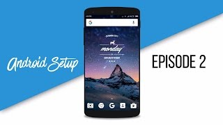 Best Android Custom Setup EP#2 | 2017 | Reply To Dislike's