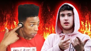 Etika Reacts to Quadeca - Insecure (KSI DISS TRACK) [Stream Highlight]