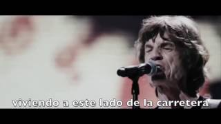 the rolling stones        doom and gloom        subtitulado español