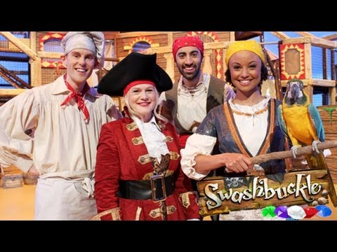 Cbeebies Swashbuckle Theme video