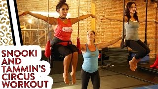 Circus Workout with Snooki and Tammin!