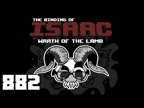 Lets Play The Binding of Isaac Episode 882 Beams