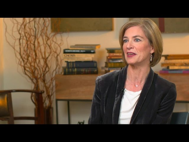 Geneticist Jennifer Doudna on paving a path for women in science