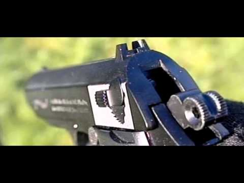 Umarex Walther PPK/S CO2 SLOW MOTION