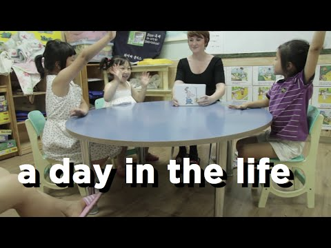 Teaching Abroad in South Korea: A Day in the Life