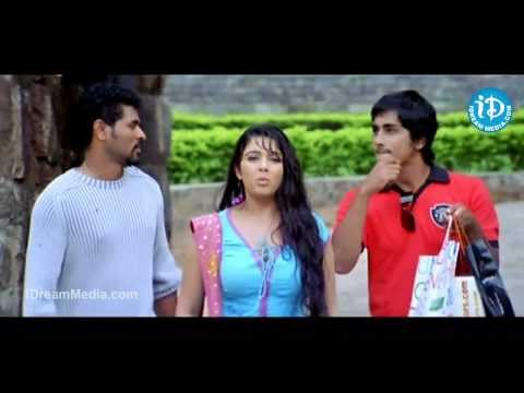 Chukkallo Chandrudu Movie - Prabhu Deva, Siddharth Best Scene