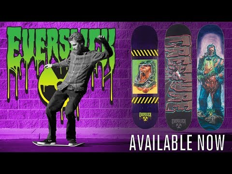 Creature Skateboards: Everslick's OUT NOW!