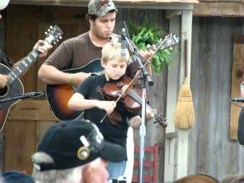 River Lee playing Crafton's Blues. Junior-Junior 1st place Winner. Grove, OK. June 2011