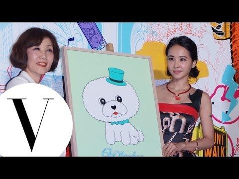 時尚爆爆 Jolin 蔡依林 即將發表新專輯 愛犬Whoohoo圖像注入新專輯