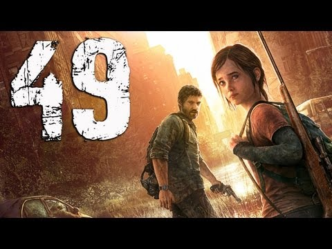 "The Last of Us - Gameplay Walkthrough Part 49 - Swimming ""Last of Us Walkthrough"""