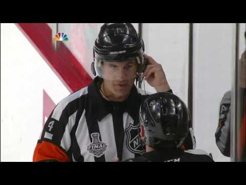 Chicago No goal call in 1st. 6/15/13 Boston Bruins vs Chicago Blackhawks NHL Hockey