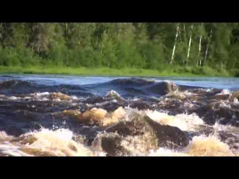 река тунгуска рыбалка видео