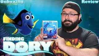 Finding Dory Bluray Unboxing & Review | BLURAY DAN