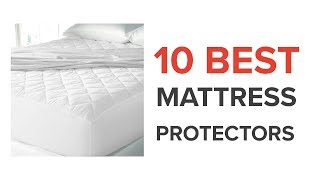 10 Best Mattress Protectors in India with Price