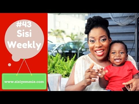 "LIFE IN LAGOS : SISI WEEKLY EP #43 "" HOW TIME FLIES..."""