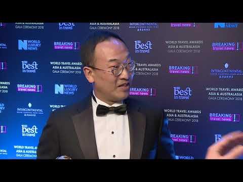 Ulysses Leung, director of sales and marketing, InterContinental Grand Stanford Hong Kong