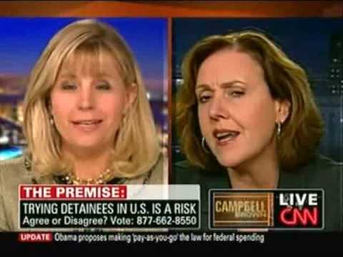 Campbell Brown: Joan Walsh vs Liz Cheney on Bringing Gitmo Detainees to the U.S.