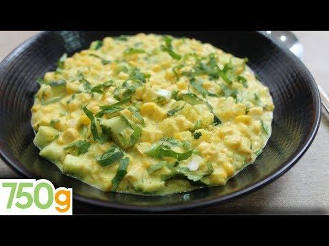 Recette de Curry de maïs - 750g