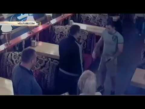 Жестокую расправу в киевском кафе устроили трое спортсменов
